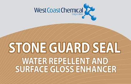 Stone Guard West Coast Chemical